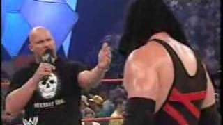 Stone Cold Talk To Kane About His Ugly Face!