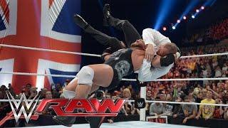 Top 10 WWE Raw moments: November 11, 2014