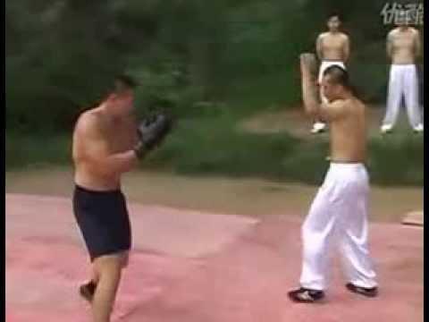 Chinese kung fu vs Boxing