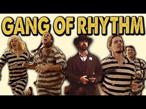 Gang of Rhythm - Walk off the Earth (Official Video)
