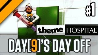 Day[9]'s Day Off - RollerCoaster Tycoon 3 & Theme Hospital - P5