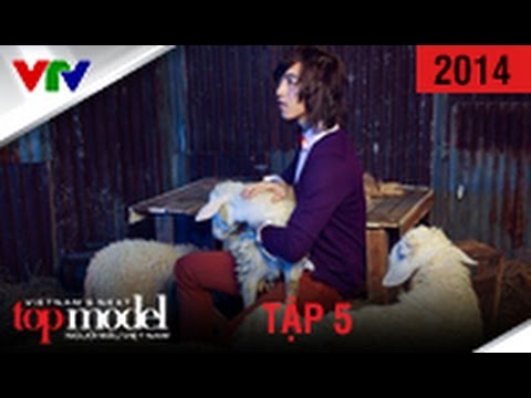 VIETNAM'S NEXT TOP MODEL 2014 | TẬP 5 | FULL HD