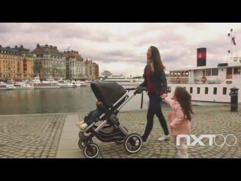 Emmaljunga NXT90 Lounge Stroller