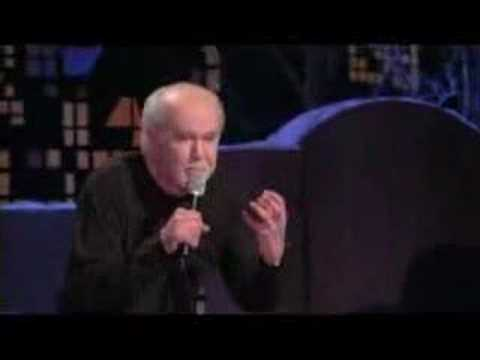 AMERICA IS TYRANNY - George Carlin