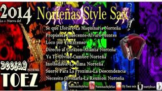 Lo Mas Nuevo De La Música Norteña 2014 [(DJ TOEZ
