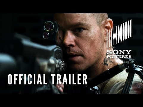 ELYSIUM - Official Trailer - In Theaters August 9th, Visit http://itsbetterupthere.com for more information