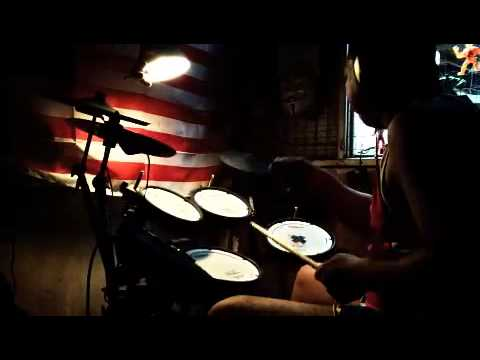 Megadeth - Trust (Drum Cover)