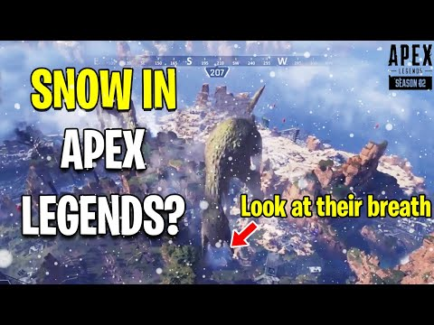 *NEW*Apex Legends Snow Map Coming Soon? Apex Legends Funny Fails and WTF Moments!