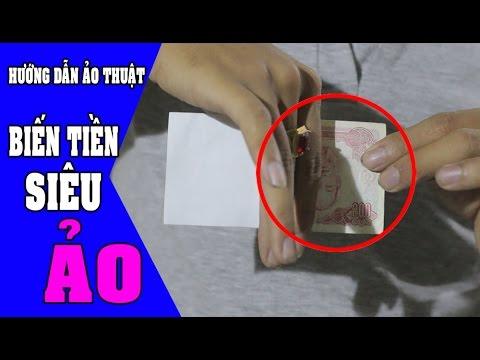 26 tết- Siêu Biến Đổi Tiền- Mẹo ảo thuật tết 2017