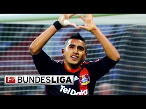 Top 5 Goals - Arturo Vidal