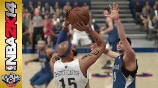 NBA 2K14 My Career Mode PS4 Playoffs SFG1 Ricky Rubio