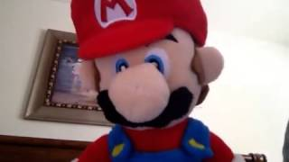"Mario Sings Frozen ""Let It Go"""