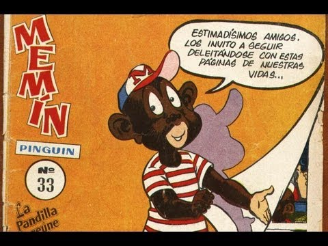 memin pinguin 50 aniversario museo de la caricatura y la historieta