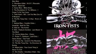 The Man With The Iron Fists Soundtrack List view on youtube.com tube online.