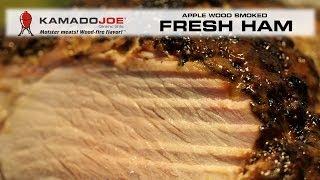 Smoked Fresh Ham