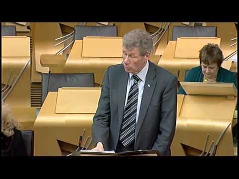 Portfolio Questions - Scottish Parliament: 5th March 2014