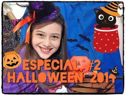 🎃 Especial Halloween 2014 #2 por Julia Silva