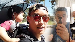 Using The Smallest Vlogging Camera!