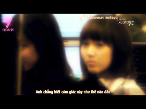 [ Vietsub + Kara ] SNSD Jessica - Because Tears Are Overflowing