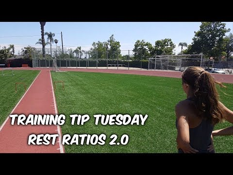 Training Tip Tuesday - Rest Ratios 2.0