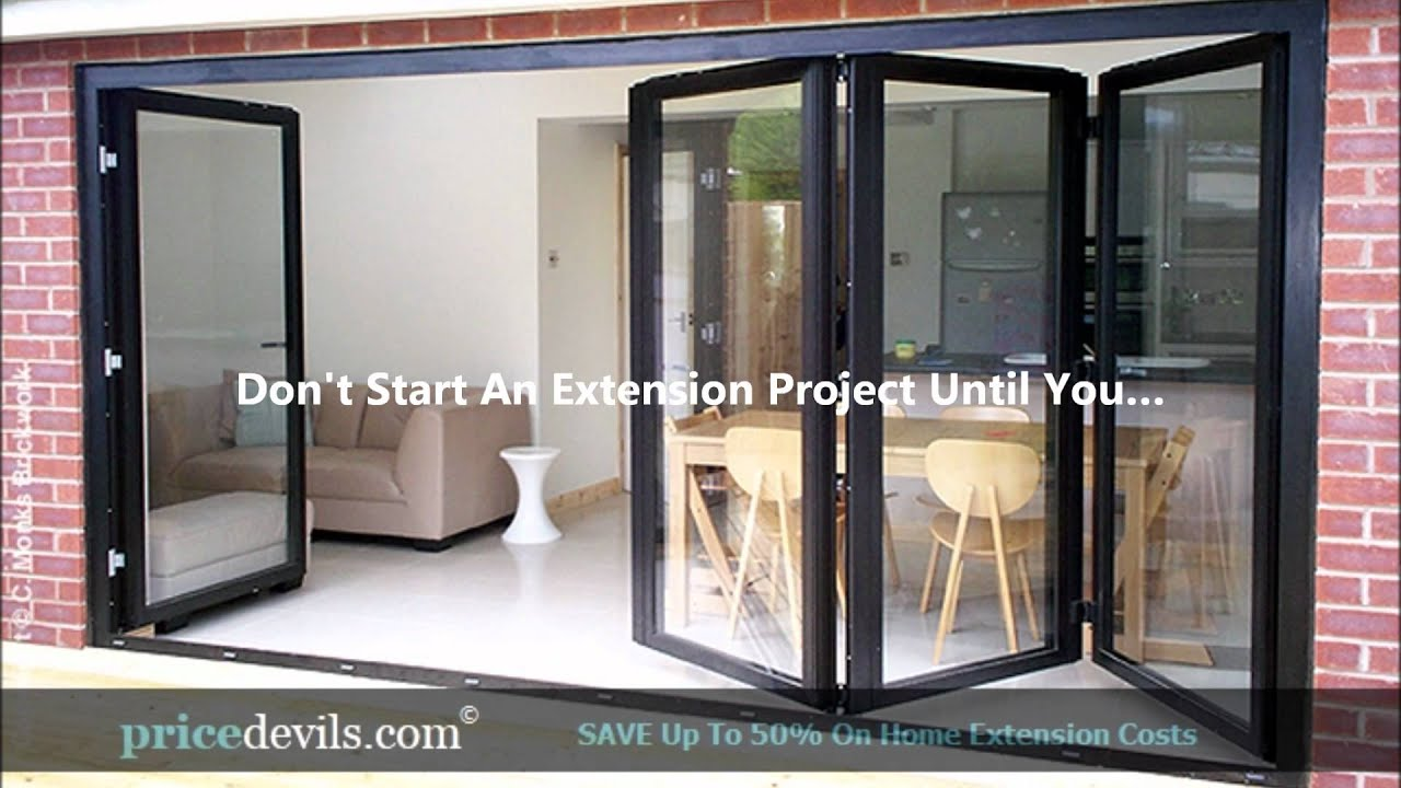 House Extension Ideas | House Extension Costs @ Price Devils - YouTube