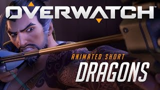 "Overwatch - Animated Short - ""Dragons"""