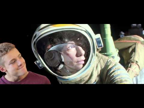 Gravity - Official Teaser Trailer [WTF] [HD]