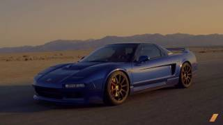 Supercharged Acura NSX - /TUNED SHOOTOUT EP3. Drive Youtube Channel.
