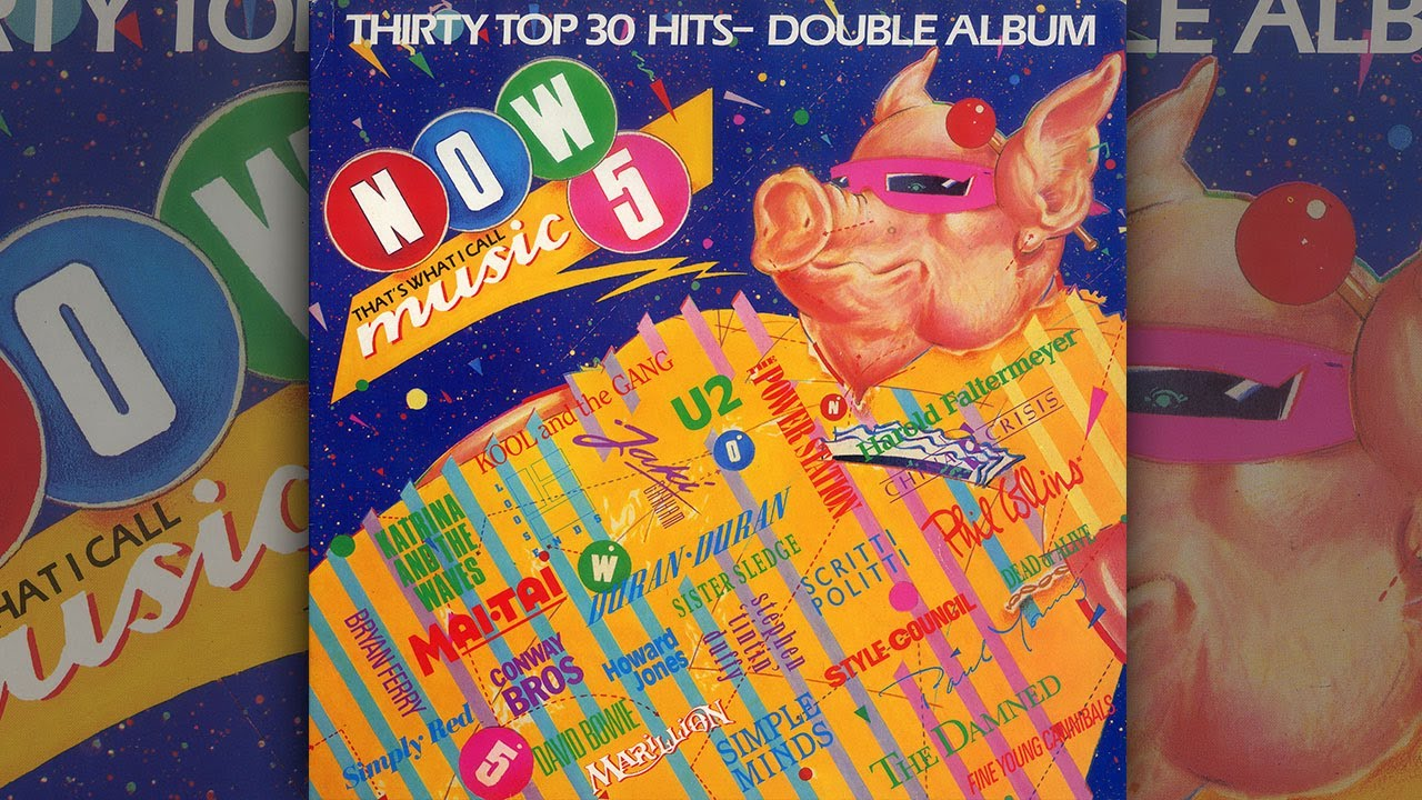 Duran Duran - Music's Wild Boys