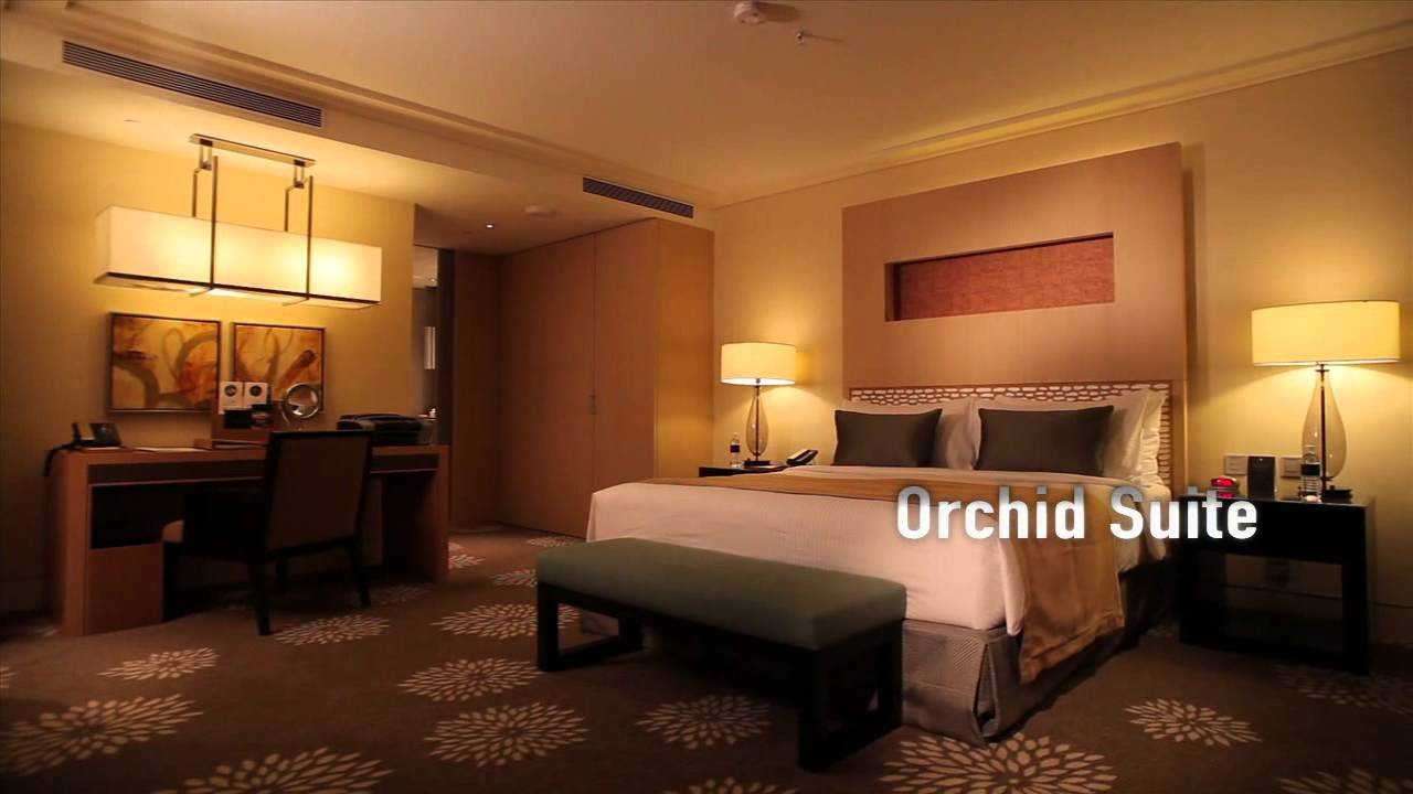 Marina Bay Sands Orchid Suite Youtube