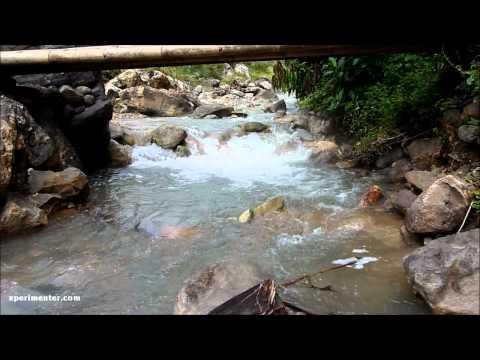 Bajawa, Flores Island, Indonesia - hot spring