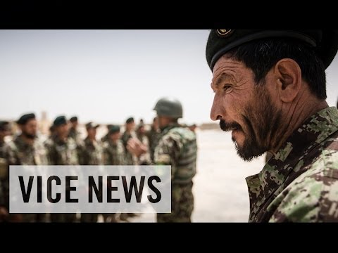 Inside the Afghan National Army (Part 1/5)