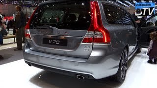 2014 Volvo V70 D5 Facelift (Sensus Touch) - in Detail (1080p FULL HD)