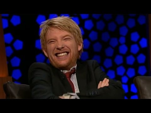When Domhnall met Bob | The Late Late Show