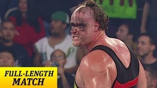 FULL-LENGTH MATCH Raw Triple H Vs. Kane Championship