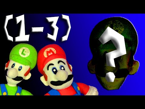 Mario & Luigi! Stache Bros - Episode 1-3 - Lost Luigi