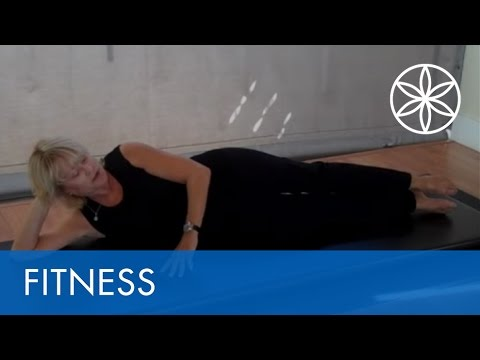 Pilates (Gaiam) - Cinch Your Waist