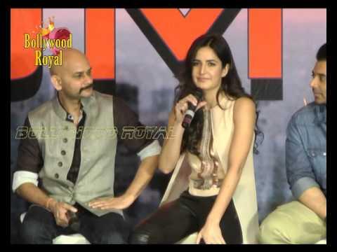 Aamir Khan, Katrina Kaif, Abhishek Bachchan & others at Press Conference of ''Dhoom 3'' Part-5