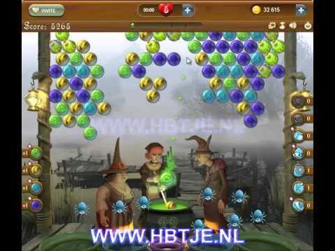 Bubble Witch Saga level 63