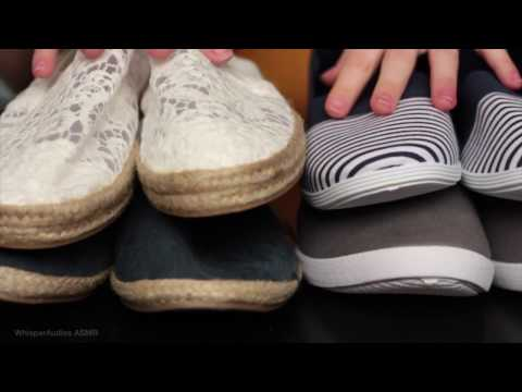 ASMR - Summer Shoe Shopping Role-play