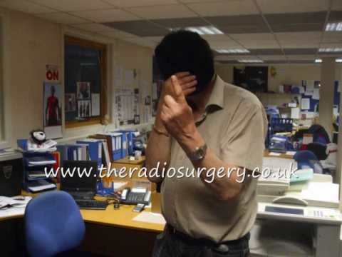 RADIO PRESENTER (DJ) TRAINING - HORACE DAY GETS SACKED!