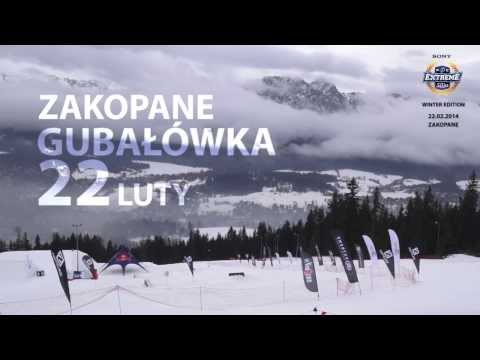 Sony Extreme Series - Winter Edition 2014 - Spot