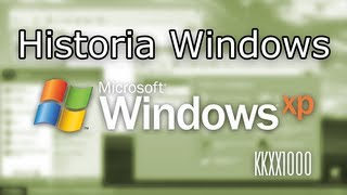 Historia Windows Windows XP