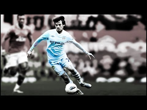 David Silva - Merlin - Machester City - 2013/2014 - HD