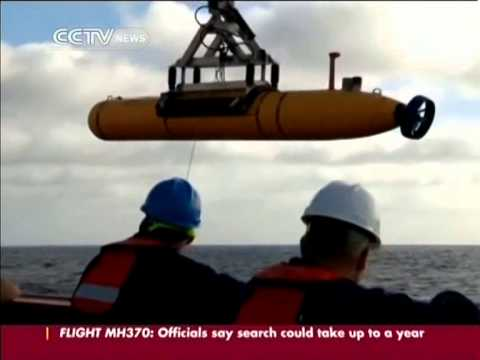 China to exert all efforts in underwater search for MH370
