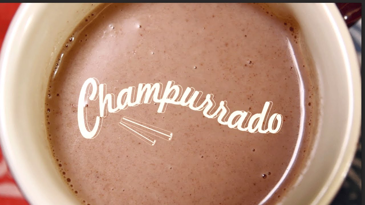 Champurrado Mexican Hot Chocolate Thirsty For Youtube
