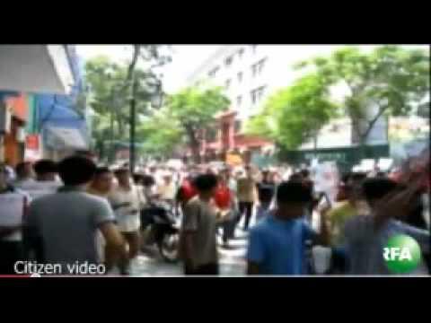 Sileshows DONG MAU LAC HONG -TOAN DAN VIET NAM BIEU TINH CHONG TRUNG QUOC