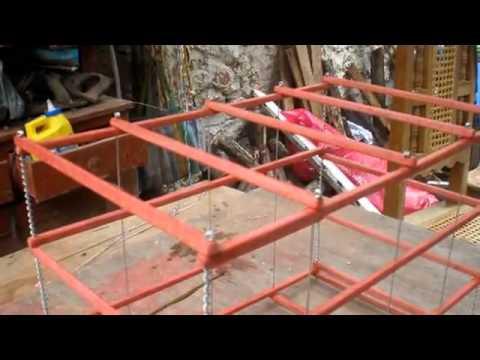 1 cách làm lồng chim đơn giản - 1 cach lam long chim don gian - Diễn Đàn Chim Cảnh Việt Nam