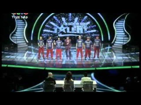 Viet nam got talent 2013 bán kết 2 Full Video Vietnamgot talent ngày 24/2/2013