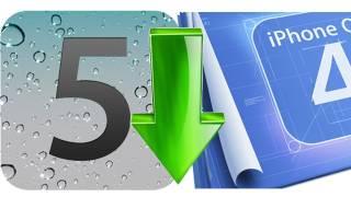 COMO HACER DOWNGRADE DE IOS 5 A IOS 4 PARA IPHONE IPOD
